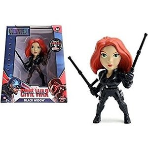 Jada Toys . JAD METAL MARVEL BLK WIDOW
