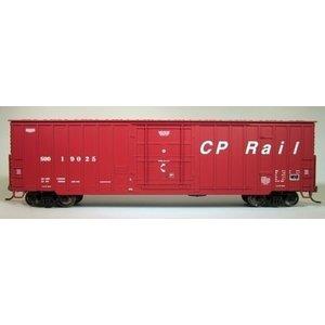 Fox Valley Models . FVM HO 7 POST BOX CPR/RED #2