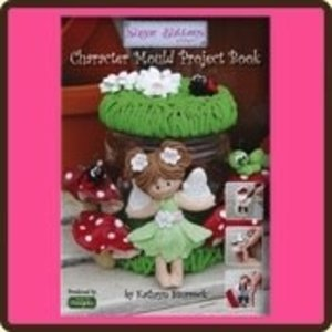 Kato USA Inc. . KAT Sugar Button - Character Mold Project Book