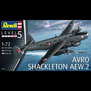 Revell of Germany . RVL (DISC) - 1/72 Avro Shackleton MK.3