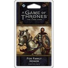 Fantasy Flight Games . FFG A Game Of Thrones LCG: For Family Honor