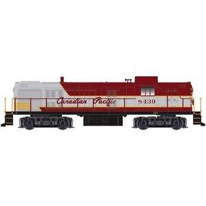 Atlas Model Railroad Co . ATL HO RS-3 CP LOCOMOTIVE