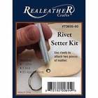 Silver Creek Crafts . SCC RIVETS & SETTER KIT EA