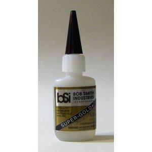 Bob Smith Industries . BSI Super – Gold+ Gap filling Odorles 1/2oz