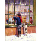 Royal (art supplies) . ROY Christmas Wish Paint By Number Winter Snow Toys Calgary