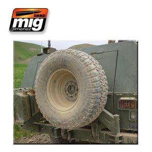 Ammo of MIG . MGA LIGHT DUST
