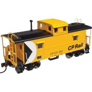 Atlas Model Railroad Co . ATL HO TRAINMAN C&O CUPOLA CABOOSE CPR