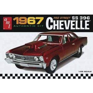 AMT\ERTL\Racing Champions.AMT 1/25 '67 Chevelle Pro Street