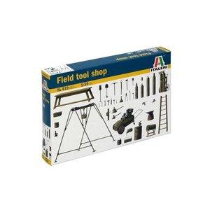 Italeri . ITA 1/35 Field Tool Shop
