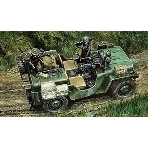 Italeri . ITA 1/35 Commando Car