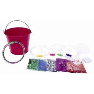Zorbitz Inc . ZRB Glitter Art Bracelets Kit