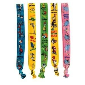 Geddes . GED Dr Seuss Stretchy Bookmarks