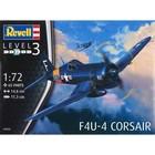 Revell of Germany . RVL 1/72 F4U-4 CORSAIR