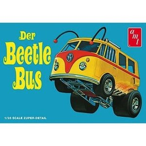 AMT\ERTL\Racing Champions.AMT 1/25 VW BEETLE BUS SHOW ROD