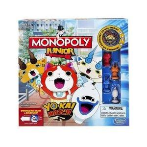 Hasbro . HSB MONOPOLY JR. YOKAI