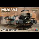 Rye Field Model . RFM 1/35 M1A1/A2 W/Full Interior