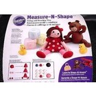 Wilton Products . WIL (DISC) - Measure-N-Shape Sizing and Blending Tray