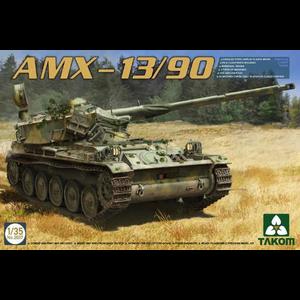 TAKOM . TAO 1/35 AMX-13/90
