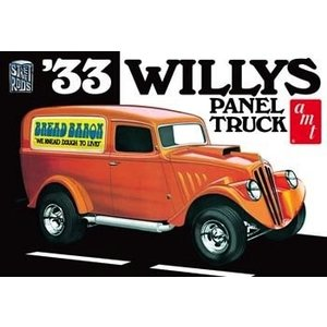 AMT\ERTL\Racing Champions.AMT 1/25 1933 WILLYS PANEL