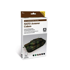 Vallejo Paints . VLJ NATO AFV CAMO ARMOUR