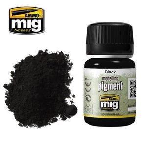 Ammo of MIG . MGA BLACK PIGMENT