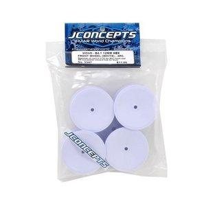J Concepts . JCO JConcepts B6 Front Wheel White