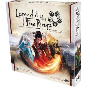 Fantasy Flight Games . FFG Legend of the Five Rings: The Card Game