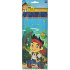 Wilton Products . WIL (DISC) - Treat Bags 16pkg - Jake the Pirate