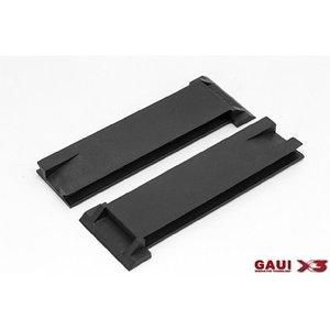 Gaui . GAI GAUI X3 Spare Battery plate Set (2pcs)