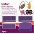Sculpey/Polyform . SCU SCULPEY TECHNIQUE DESIGN BLOCKS
