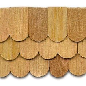 Victor Wilhelm . VWE Assorted MIni Cedar Shingles - #2 size
