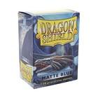 Arcane Tinmen . ATN Sleeves Dragon Shield Matt Blu