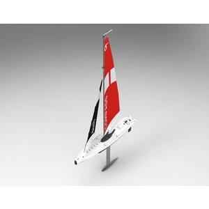 RC Pro . RCP 650 MM R/C Sailboat