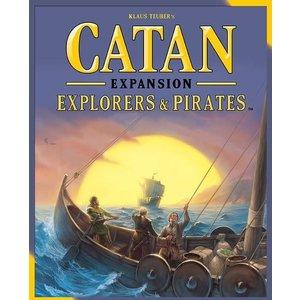 Mayfair Games . MFG Catan Exp. Explorers & Pirates