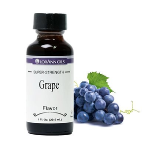 Lorann Gourmet . LAO Grape Flavor 1 oz