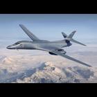 "Academy Models . ACY 1/144 USAF B-1B 34th BS ""Thunderbirds"""