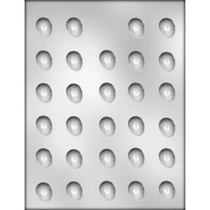 "CK Products . CKP 7/8"" Egg Chocolate Mold"