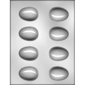 "CK Products . CKP 2-1/2"" Egg Chocolate Mold"