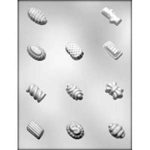 CK Products . CKP Fancy Log Candies Chocolate Mold