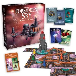 Game Wright . GMW Forbidden Sky Height Of Danger