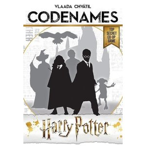 Czech Games Edition . CGE Codenames: Harry Potter