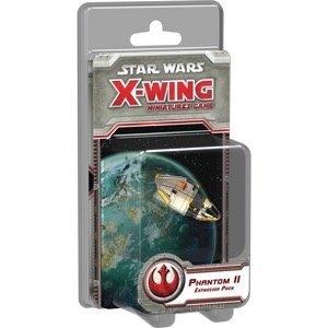 Fantasy Flight Games . FFG Star Wars X-Wing: Phantom II