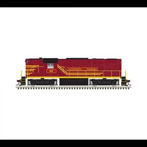 Atlas Model Railroad Co . ATL HO RS-11 DCC/SND CWR #61