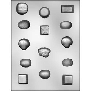 CK Products . CKP Assorted Shape Chocolate Mold