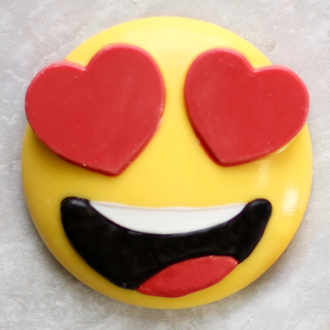 CK Products . CKP In Love Emoji Chocolate Mold