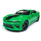 Auto World . AWD 1/18 2017 Chevy Camaro SS - Krypton Green