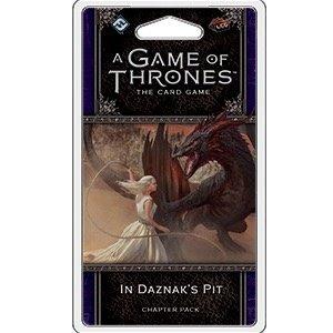 Fantasy Flight Games . FFG A Game Of Thrones LCG: In Daznak's Pit