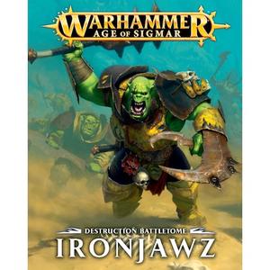 Games Workshop . GWK Age of Sigmar: Battletome Ironjawz