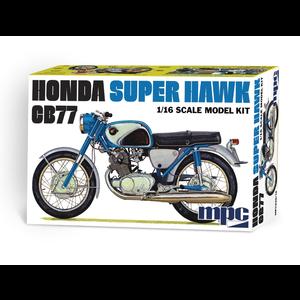 MPC . MPC (DISC) - 1/16 Honda Super Hawk Motorcycle