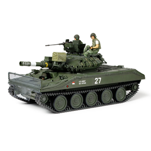 Tamiya America Inc. . TAM 1/35 US Airborne Tank M551 Sheridan Vietnam War